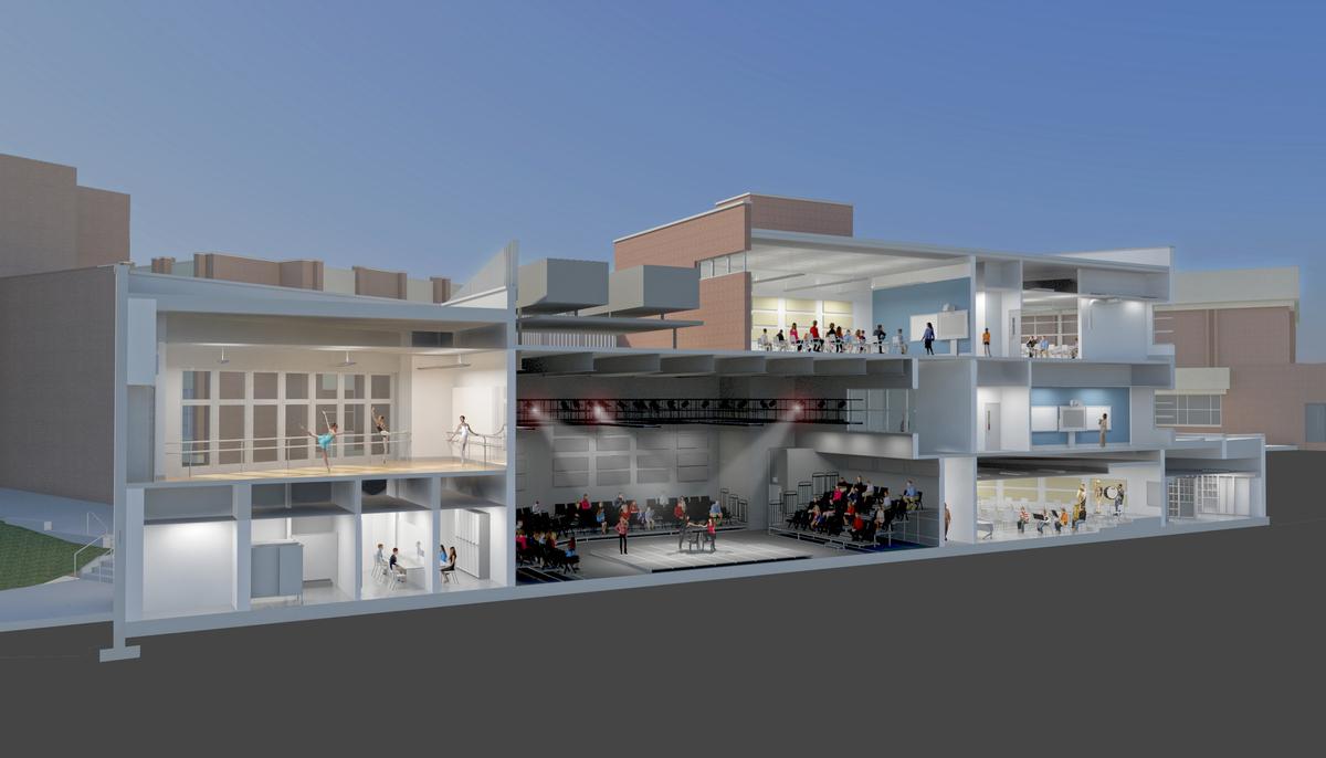 Wagner High School Staten Island Theater