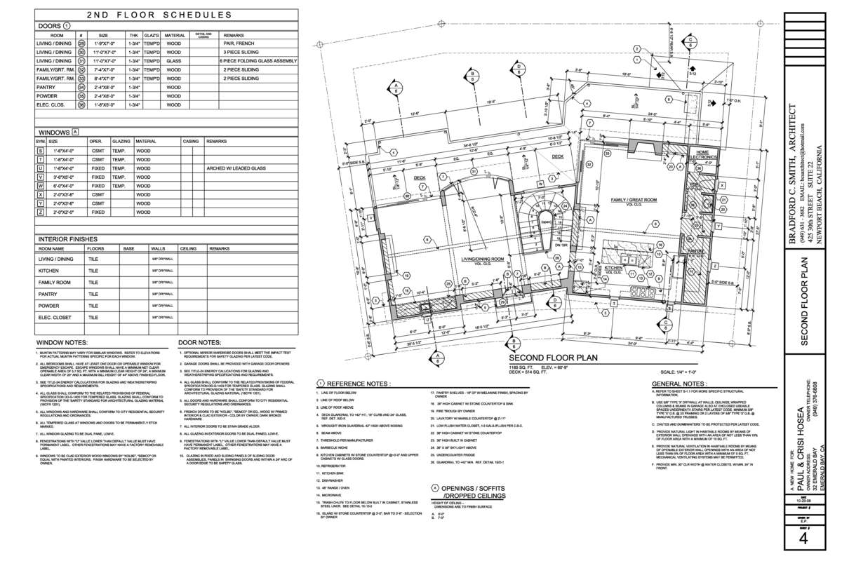 Residential new construction 1 eric pouwels archinect for Residential architectural drawings