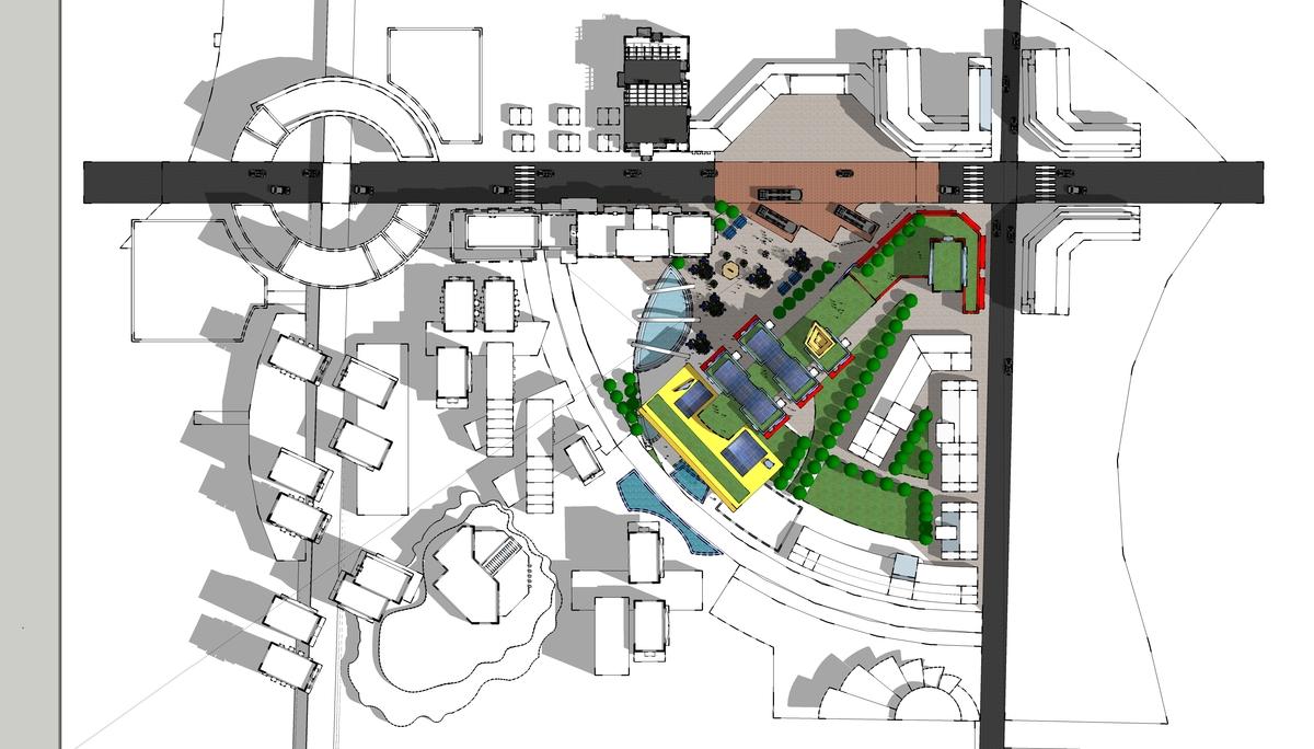 Urban Design Plan (Gateway)