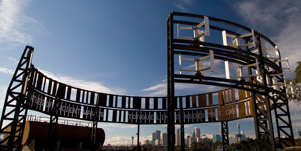 Ballast Point Park, Sydney. McGregor Coxall © Agnese Sanvito