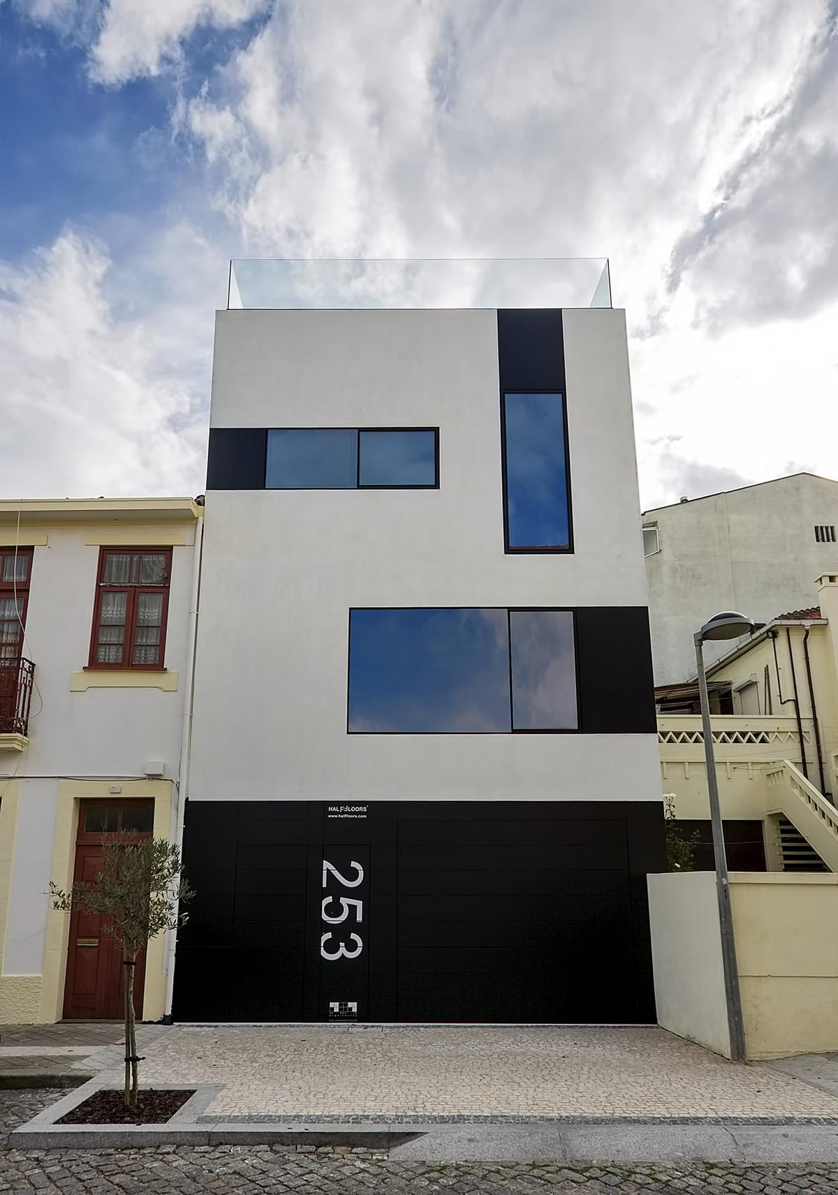 front façade #1