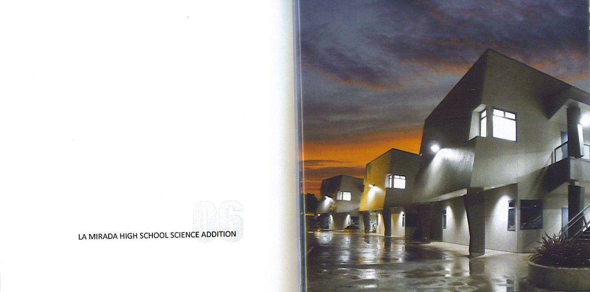 La Mirada Heigh School Science Building Addition