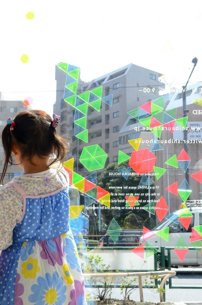 The sankaku mado project. Courtesy of Samira Boon.