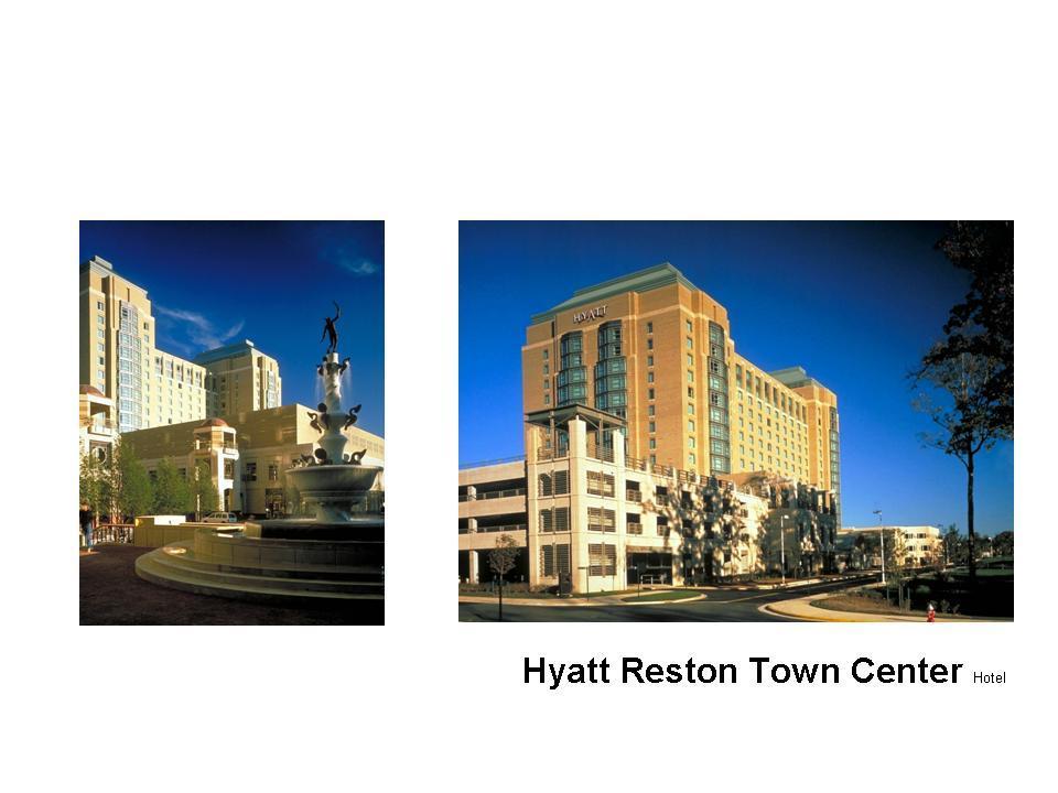 Hyatt Regency Reston Town Center