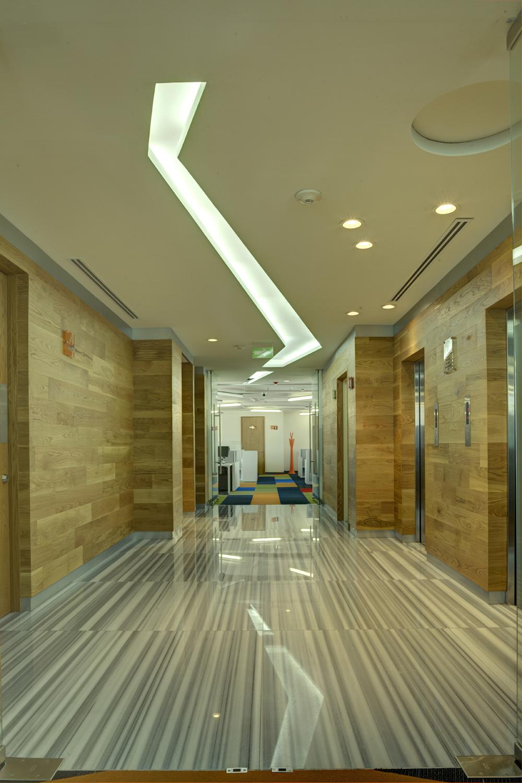 Elevators Area