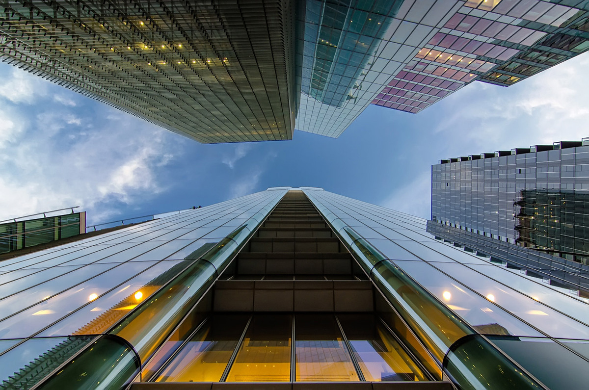 CityPoint, London. Architect: F. Milton Cashmore and H. N. W. Grosvenor. © Edward Neumann / EMCN