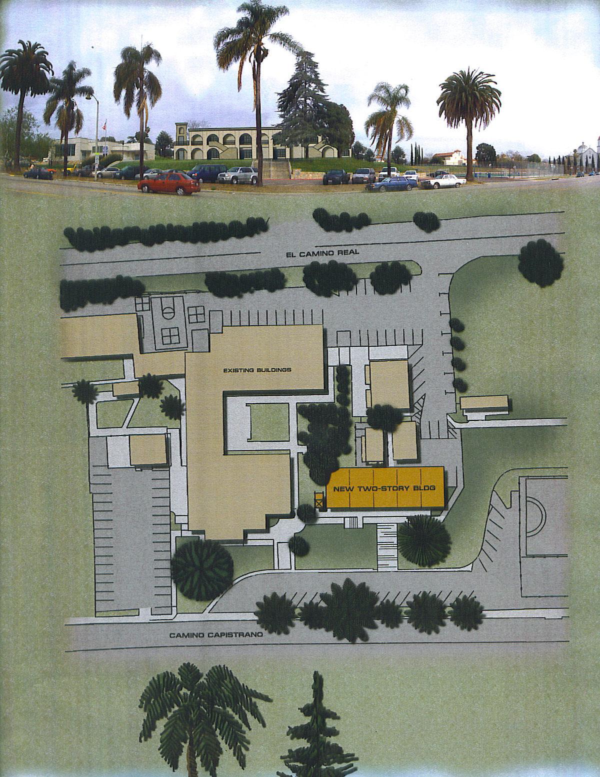 Serra Heigh School 2 of 2