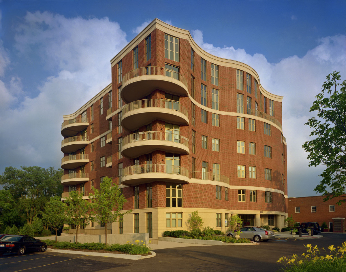 Washington St. Condominiums - Conceptual Rendering (Image: VDTA Architects)