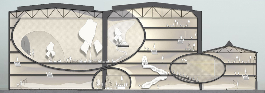 The Playground City, by Giulia Cosenza. Image courtesy of Piet Zwart Institute.