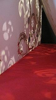 Sgambati_Alexander McQueen studio h.q._facade skin pattern_model_materiality 2