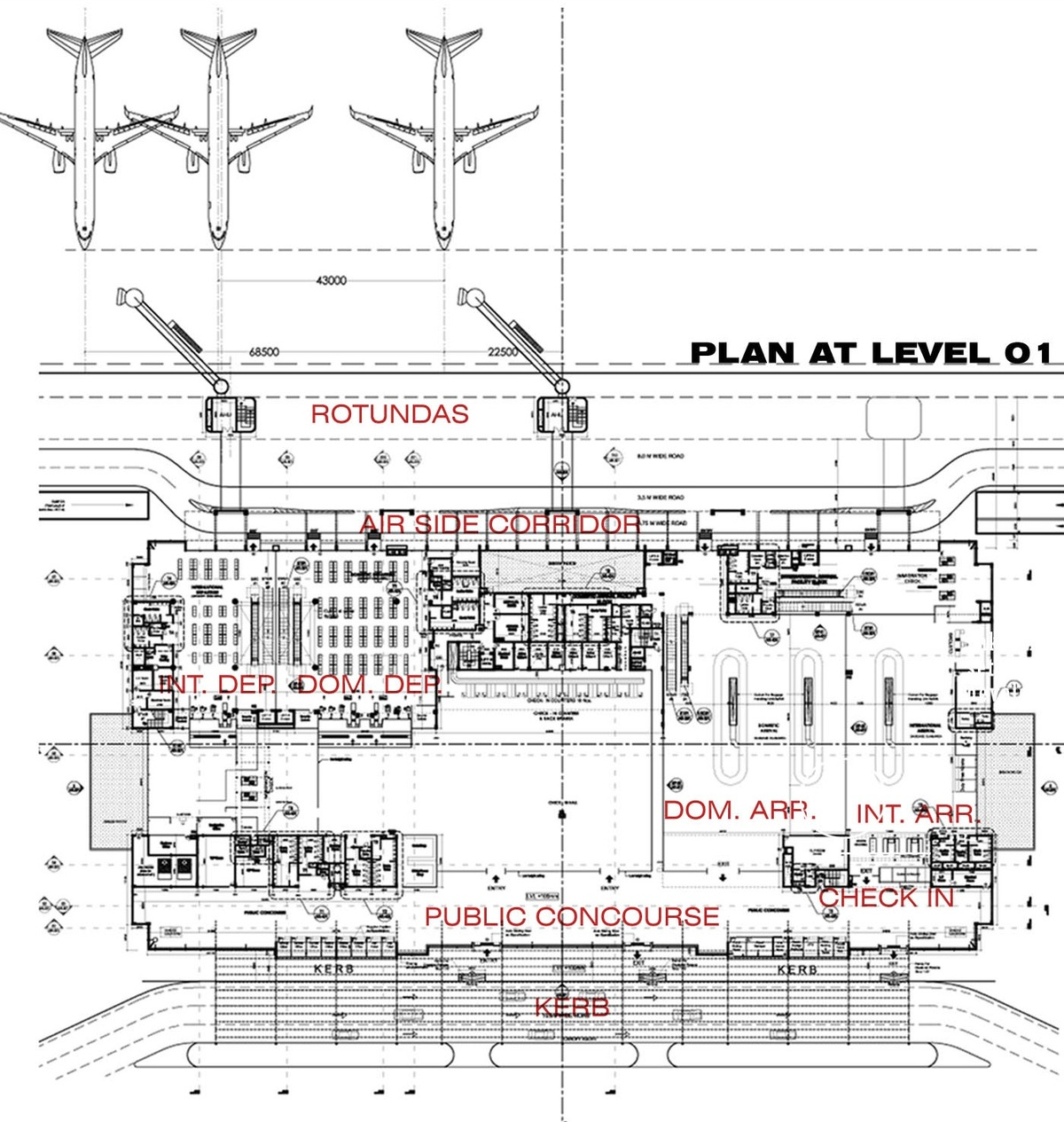 airport planning Airplane characteristics for airport planning these documents provide, in an industry-standardized format, airplane characteristics data for general airport planning.