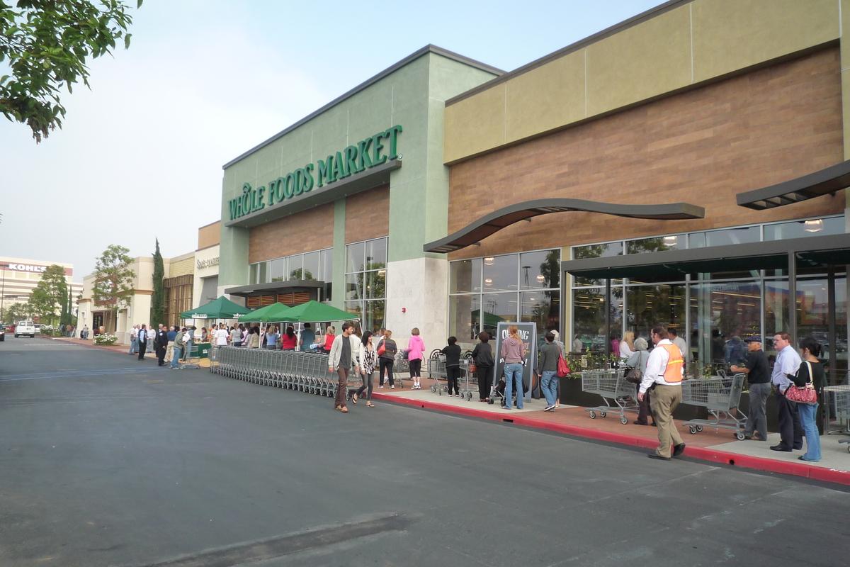 Whole Foods Market Courtney Le Architects Archinect