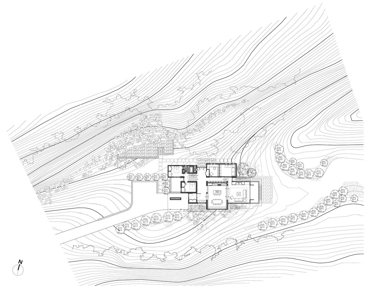 Design Development Site Plan