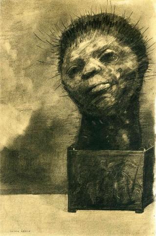 Cactus Man by Odilon Redon