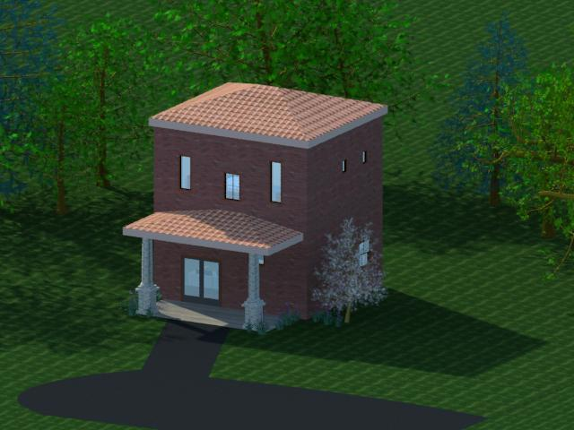Current Project - 3DS Max (to be animated)