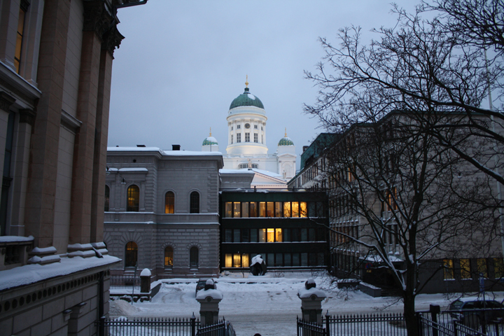 Helsinki - Old and new