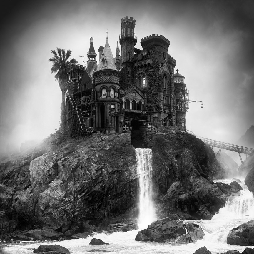 untitled (chateau), 2011 © Jim Kazanjian
