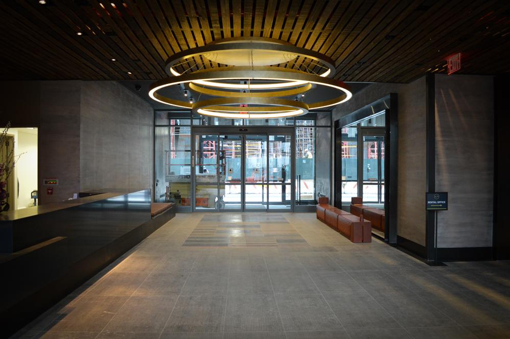 Entry Lobby