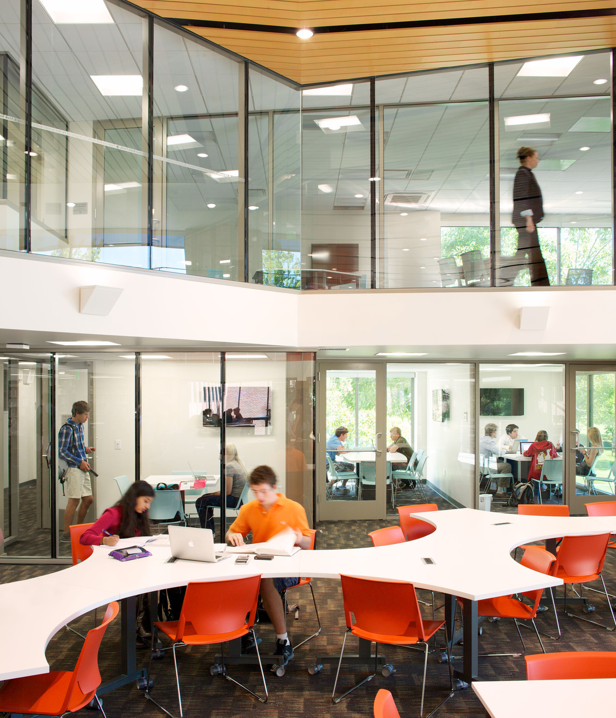 Kent Denver School Library (Duncan Center) Renovation