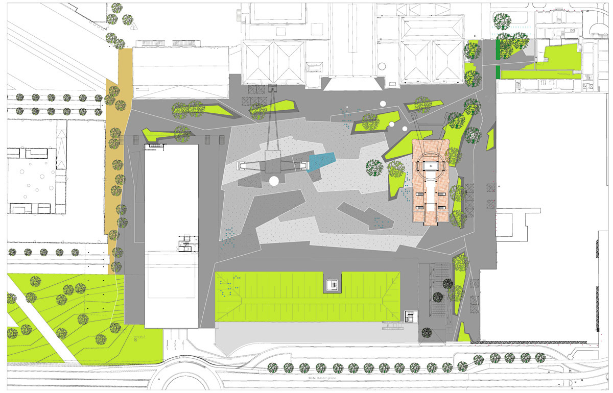 Site plan (Image: HOSPER)