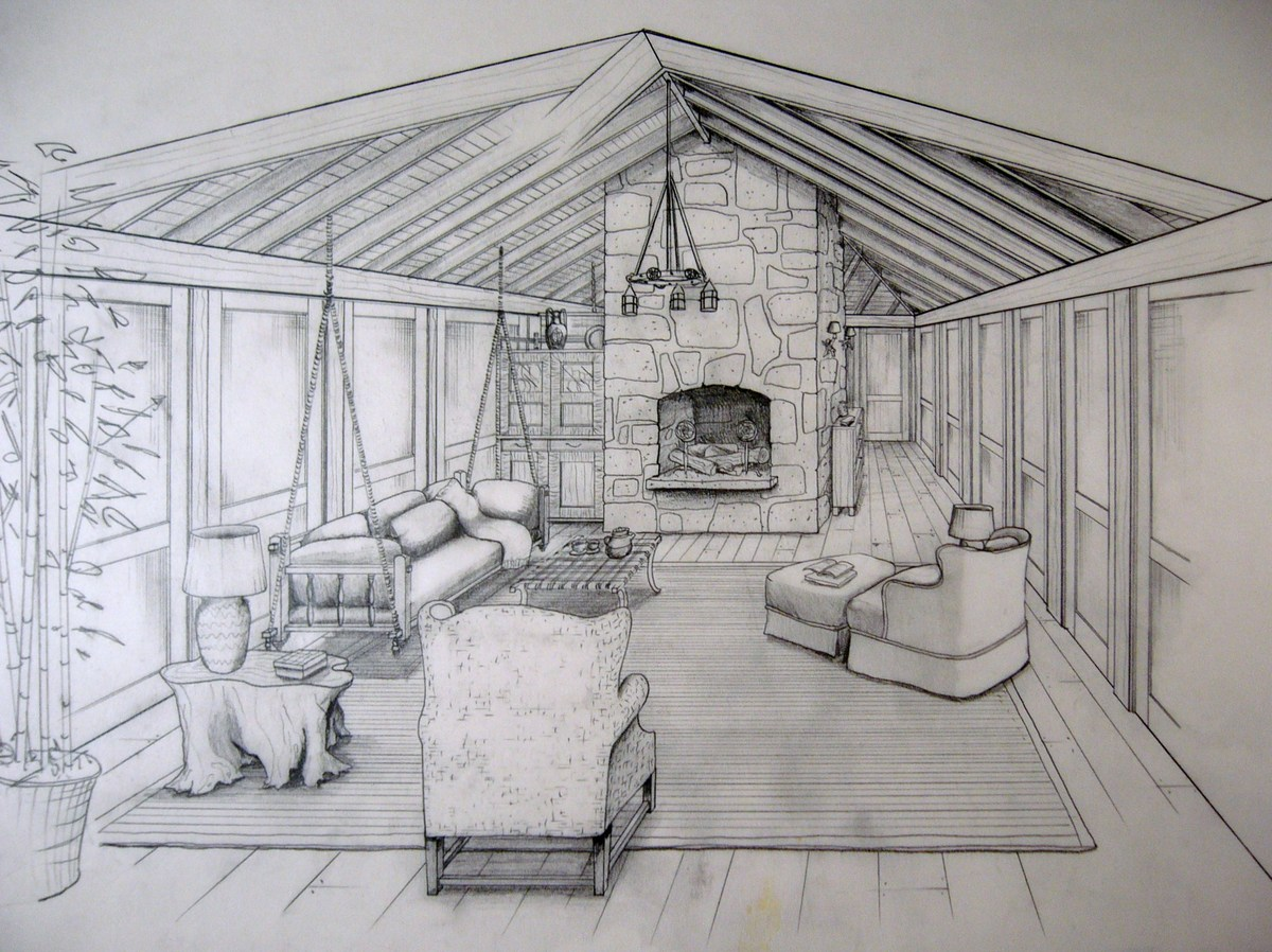 Schematic drawing interior design get free image about for Interior design drawing