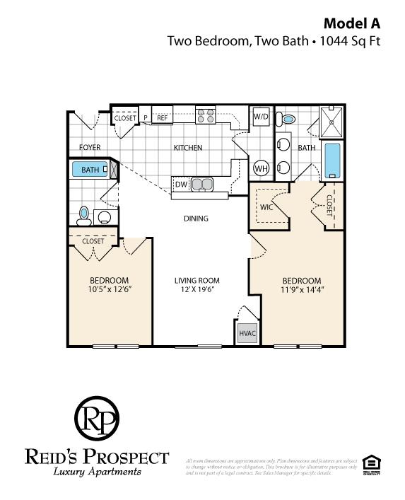 Apartment Model A