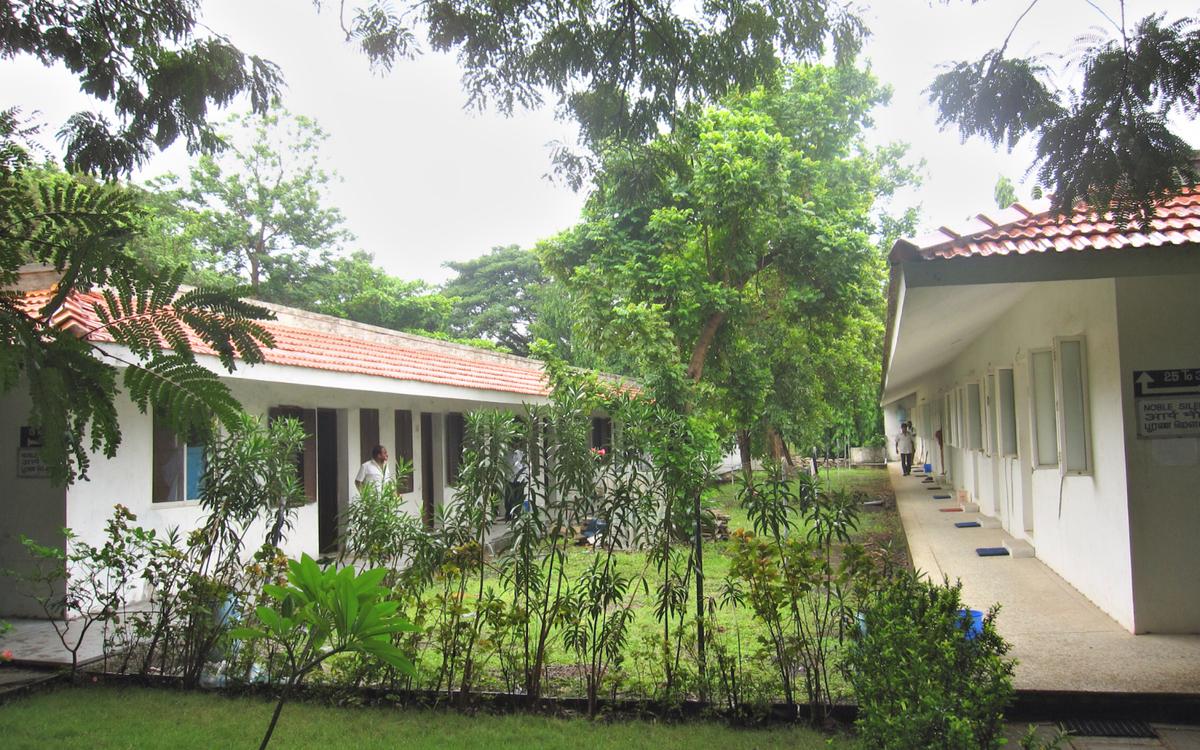 Men's residences