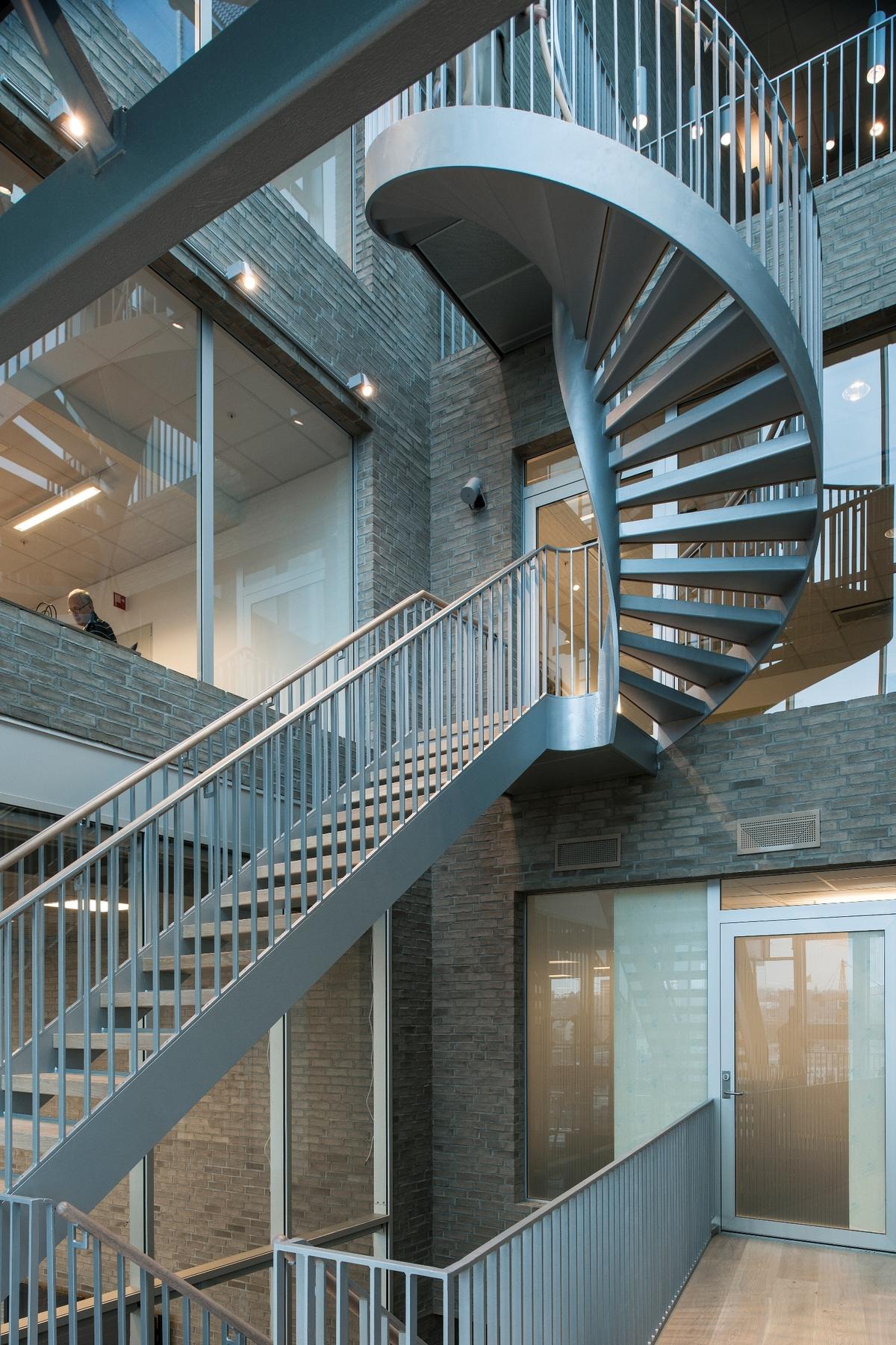 Interior. Copyright © Jiri Havran/DNB/Dark Arkitekter/MVRDV