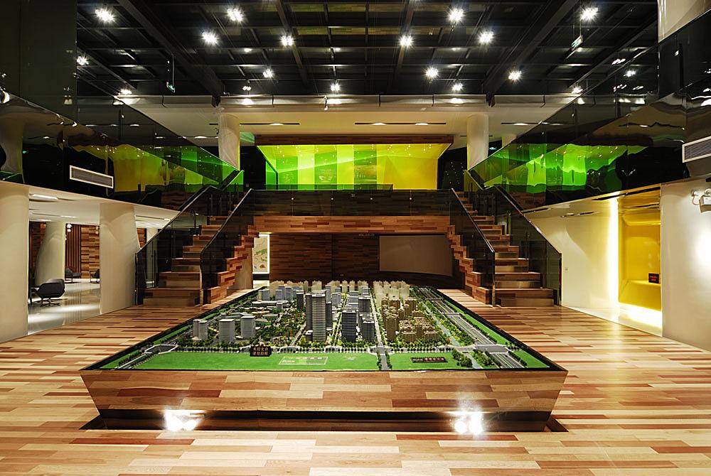 Sales Center Xuzhou | Bill Yen | Archinect