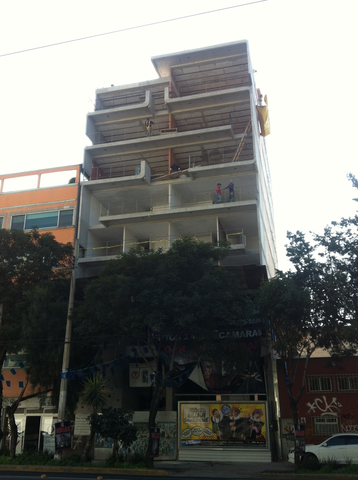 facade advanced