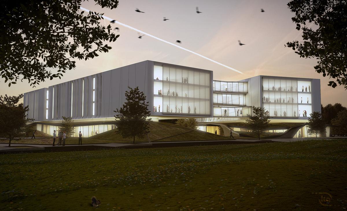 FINLISS: New Nursing home in Linz, ustria G rchitects ... - ^