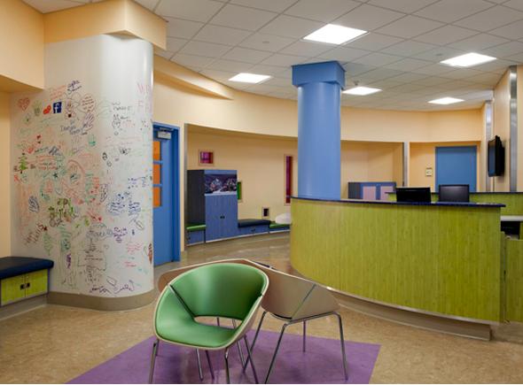 Nyp Child Psychiatry Clinic Dasilva Architects Pc