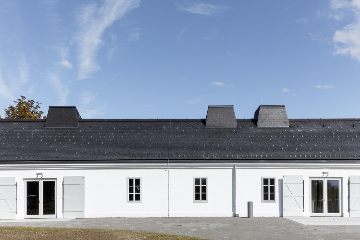 Mhf Meierhof Trausdorf Alleswirdgut Archinect