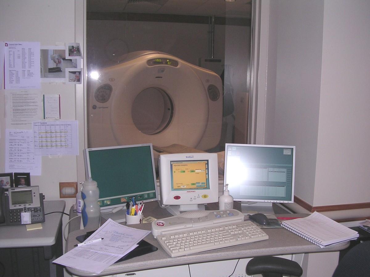 Central Utah Clinic (Provo) - MRI