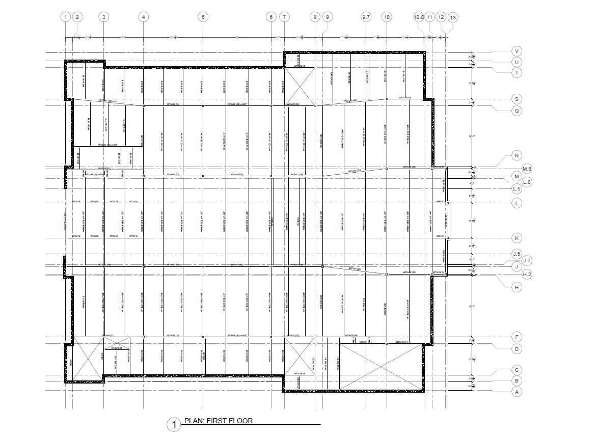 The Structural Design Of An Lds Church Gallery Archinect