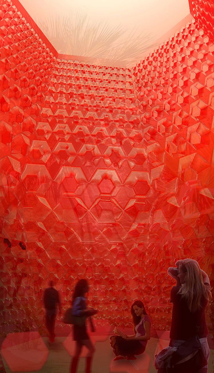 Interior (Image: SITBON ARCHITECTES)