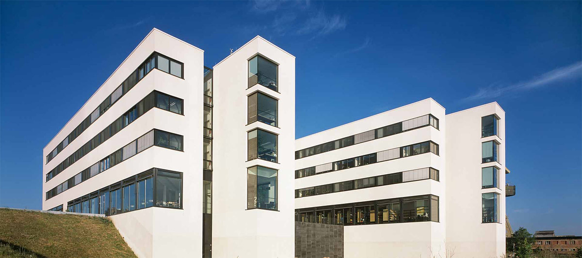 Max Planck Institute, 2003 (Image: Henning Larsen Architects)