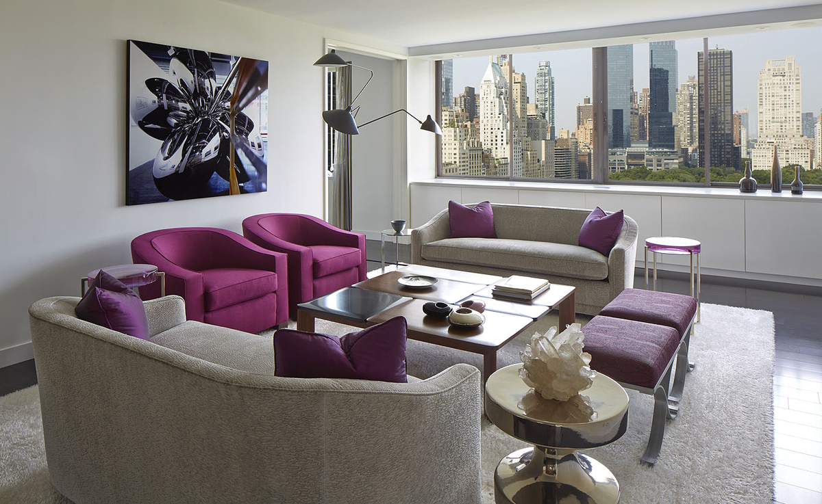 Fifth Avenue Residence Ascher Davis Architects Archinect