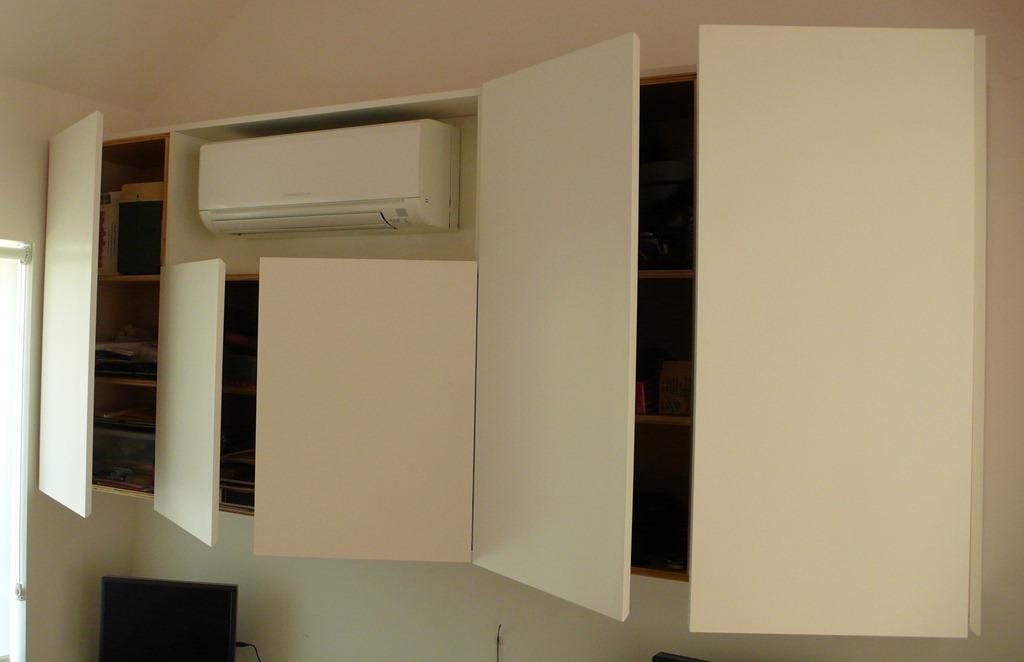 Swingspace Cabinets