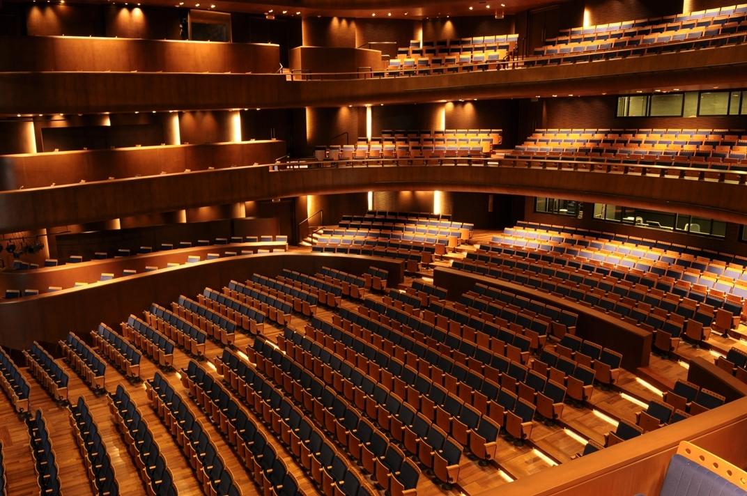 Gran Teatro Nacional Jose Francisco Lazarte Castillo