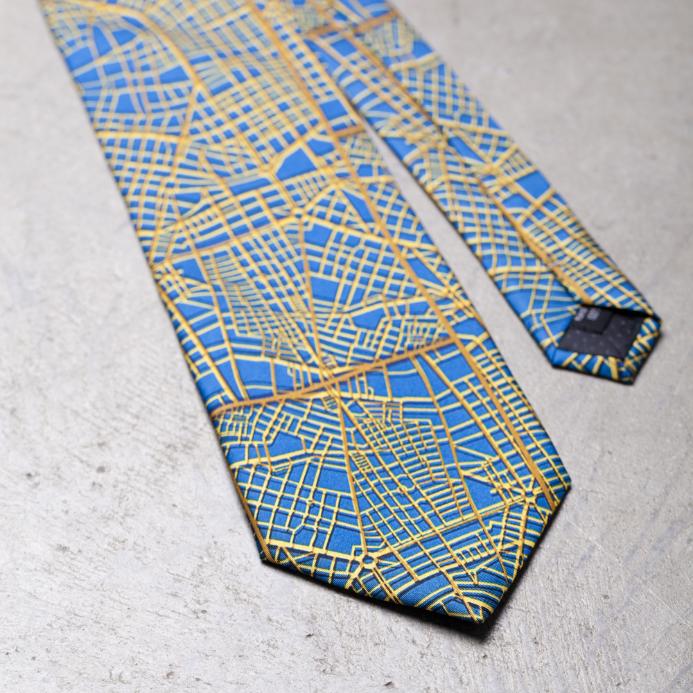Lima tie by ArquitectonicaPRODUCTS
