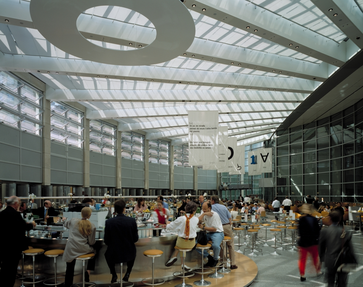 Commerzbank foster partners archinect - Commerzbank london office ...