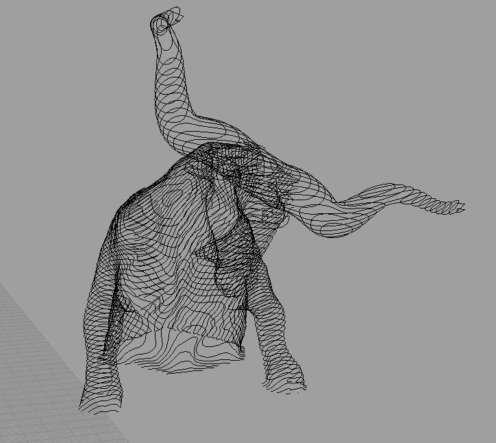 Concept Design files made via Rhino.