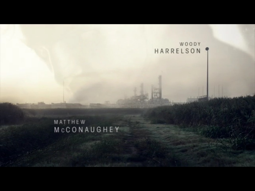 Screenshot from opening sequence of True Detective, via Julia Ingalls.
