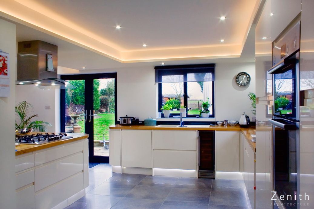 Remodeling Of 1920 S Bungalow Oxfordshire Zenith