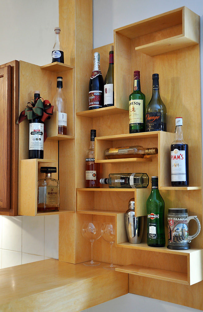 Mini Bar Yuriy Chernets Archinect