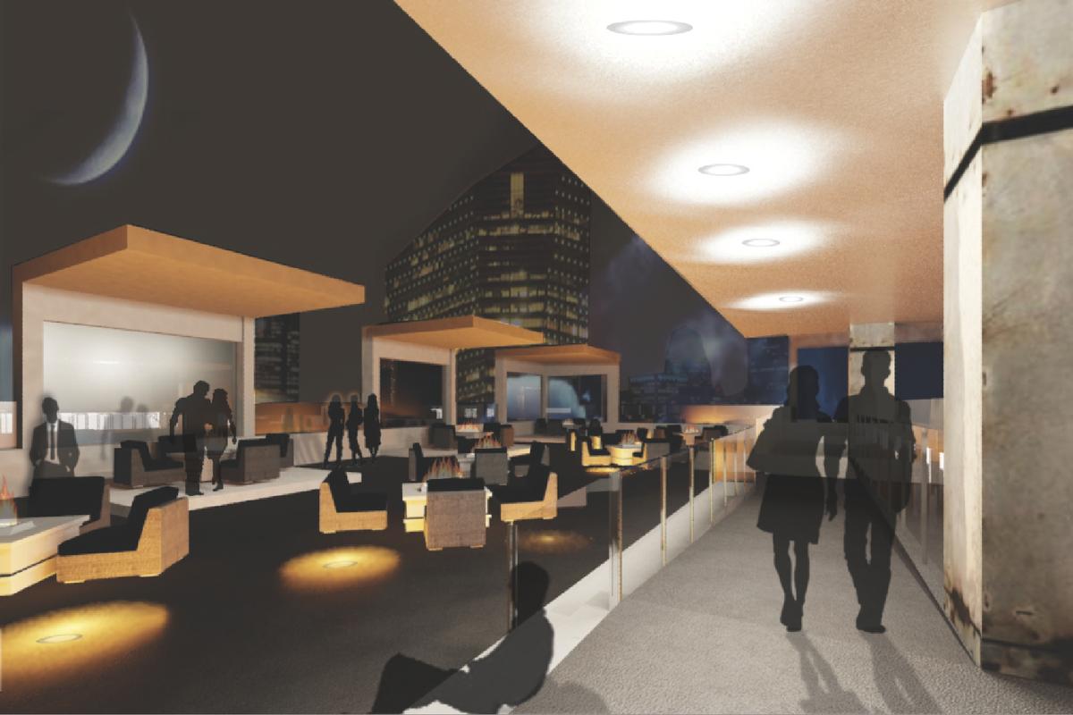 VIP Pavilions 3dsmax Render