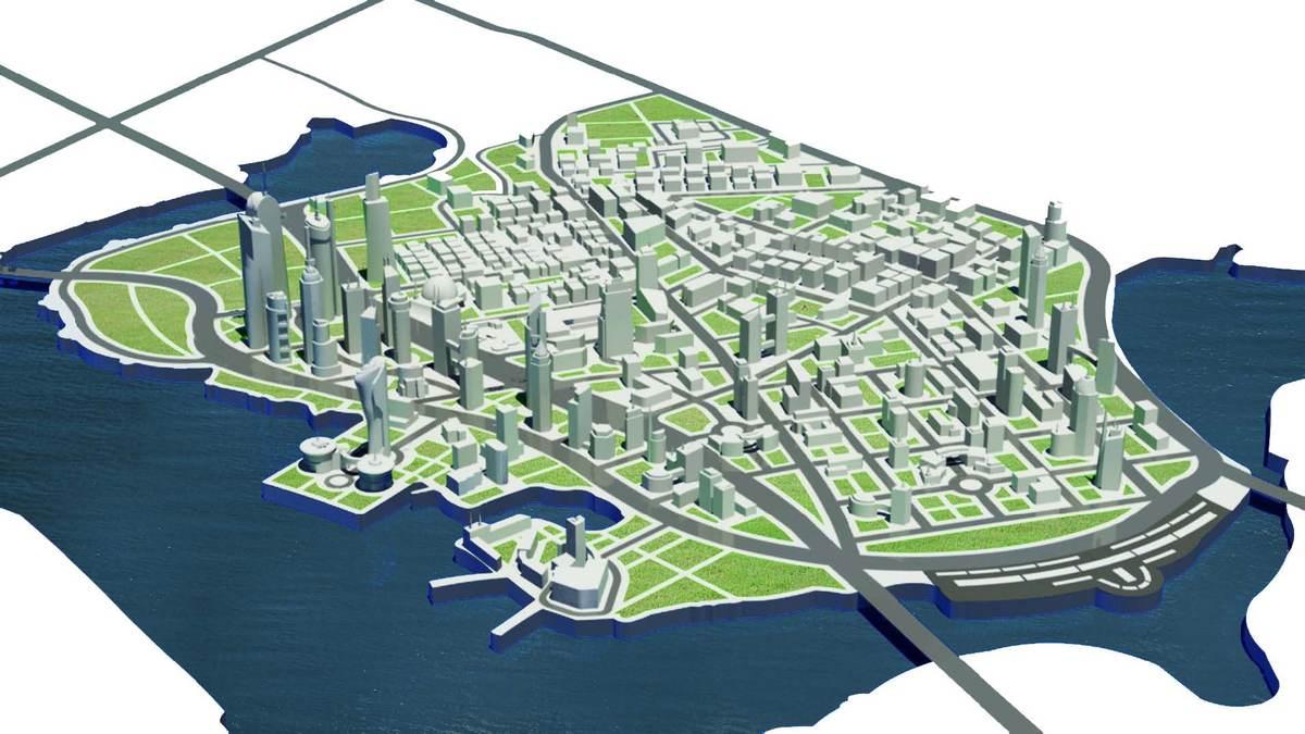 Jeddah Master Planning Sid Imam Archinect