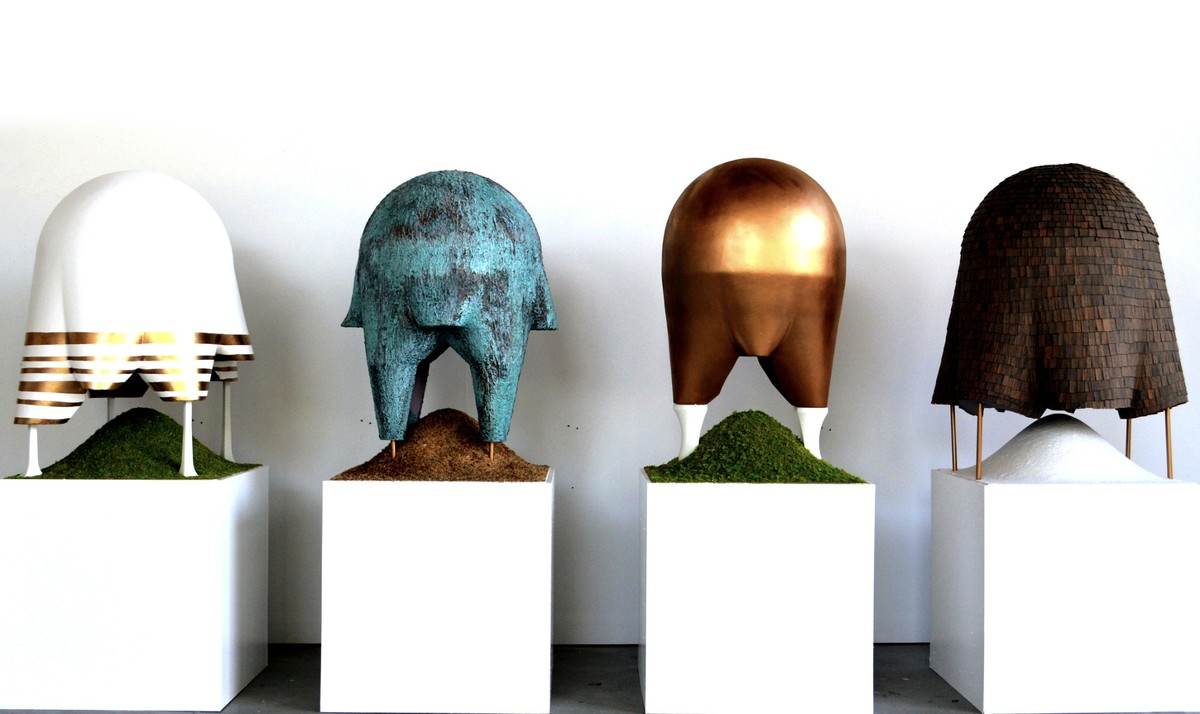 A Project Four Domes. 2015. The Architectural League of New York at Parsons The New School for Design.