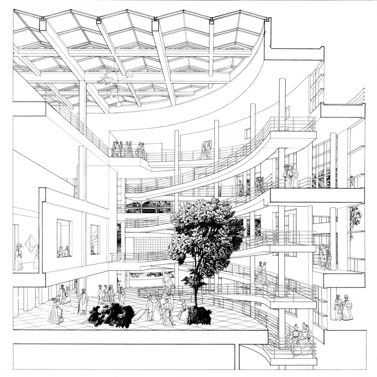 High Museum - Richard Meier & Partners Architects